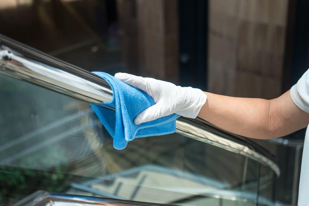 高品質な除菌清掃