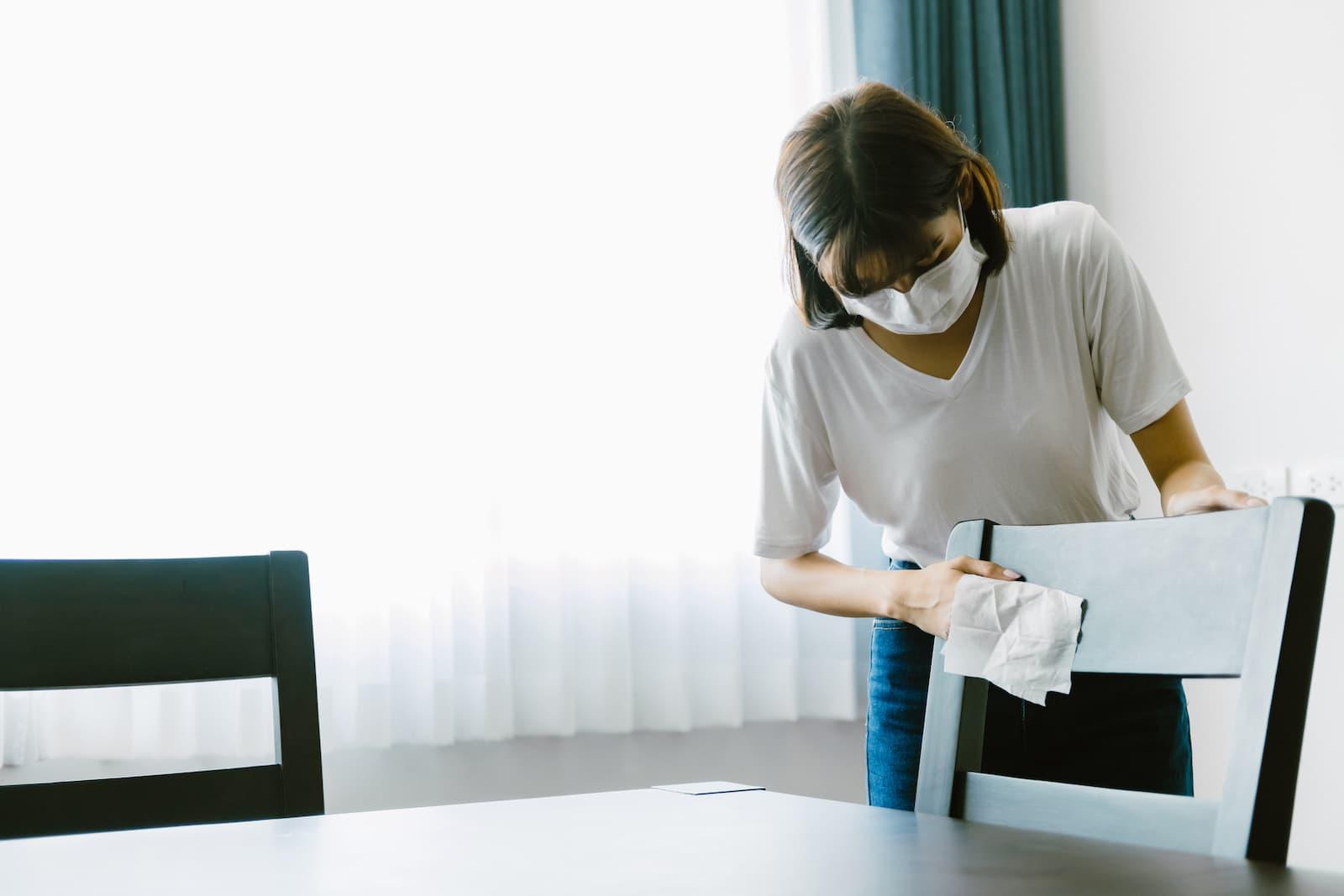 ウイルス・感染症対策 除菌清掃サービス